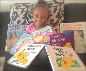 Journey with her library selections.